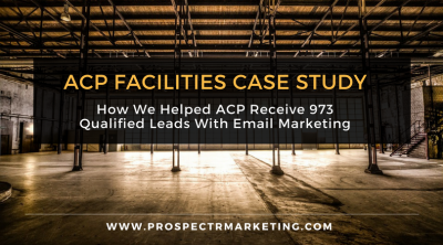 Prospectr Marketing Case Study