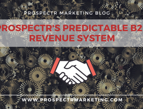 Prospectr's Predictable Revenue System