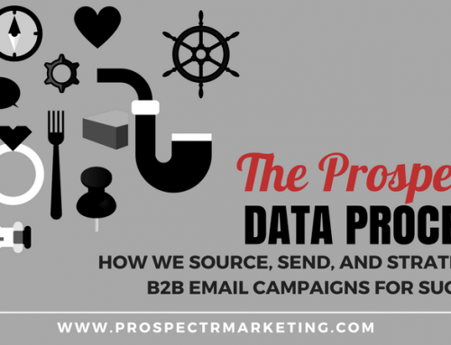 Prospectr Data Process: How We Source, Send, and Strategize B2B Lead Generation Campaigns For Success