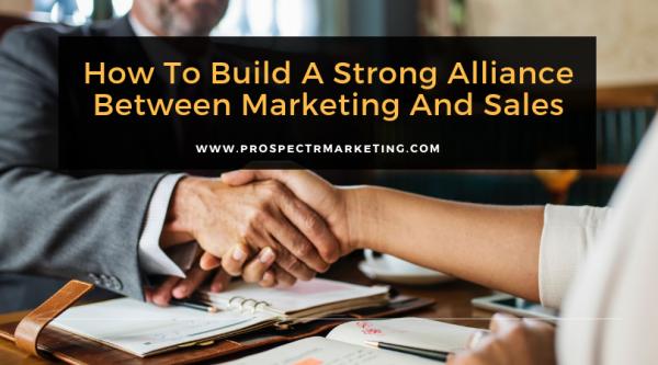 marketing sales alliance