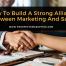 marketing sales alliance